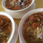 3 Servings of Extra Size Batchoy