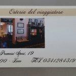 Photo of Osteria del Viaggiatore