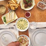 Homemade Lebanese Food