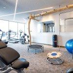 Panorama Fitnessraum