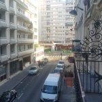 Vue du Balcon, rue Véronese vers l'autre sens
