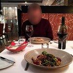 Dinner at Torni Restaurant