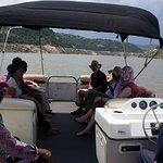 Boat cruises at Maguga Lodge