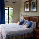 Rondavel room at Maguga Lodge