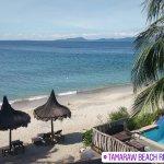 Foto de Tamaraw Beach Resort