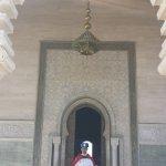 royal guard infront of Mausoleum