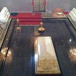 Interior of Mausoleum