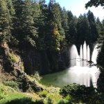 Impressive fountains
