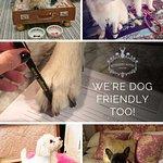 We're dog friendly