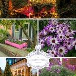 Gardens of the Rosebery