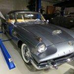 A 1963 Lark Daytona convertible