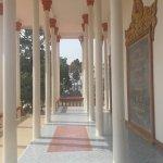 The 100 Columns Pagoda and Stupa
