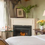 Warm and welcoming guest rooms - Room 301 Inner Heron