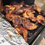 """Jerk Chicken at """"Jerky Jo's"""" - OUTSTANDING"""