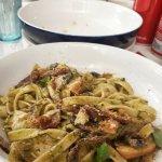 Pasta is fantastic