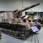 Panzerhaubitze Hummel