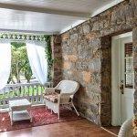 The Serenity Suite - private porch
