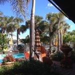 Blue Seas Courtyard Foto
