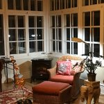 DC Alexander Suite sunroom