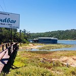 The sandbar floating Restaurant