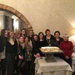 10 anni di Flora all'hotel Brunelleschi di Firenze