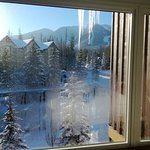 Fernie Balsam condo-view from bedroom