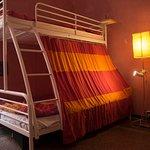 5 bed mixed dorm @ Manena Hostel Genova