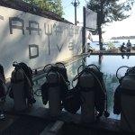 Foto de Trawangan Dive Centre