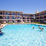 Periwinkle Inn Pool