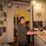 Common room @ Manena Hostel Genova
