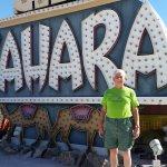 The Sahara Motel Sign