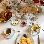 Wonderful breakfast, very personal serving, fresh and delicious