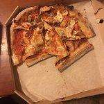 Вот как выглядит пицца доставленная мафией..
