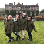 My family stayed at a beautiful Castle in Ballynahinch. Words can not describe the experience we