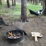 Moraine Park Campground Foto