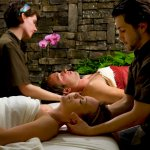 Couples Massage at August Moon Spa