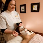 Skin Care right here at August Moon Spa