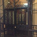 This historic elevator