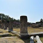 Ruins of Keramikos Cemetery