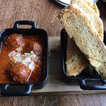 Tenderloin Meatballs w/ Garlic Toast