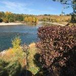 Along River Ridge Foto