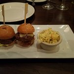 Kobe style sliders...usually 3 but for LI restaurant week one is missing!