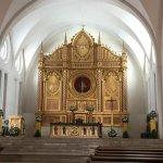 Altar of the Sto. Nino Church