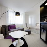 Photo de Novotel Suites Luxembourg