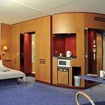 Novotel Suites München Parkstadt Schwabing Foto