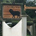 Bild från La Pecora Nera