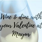 Valentines day is around the corner! Allow us to treat your special person as our special!