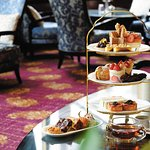 The Westin Hotel Tokyo- The Lounge- Afternoon Tea