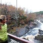 Photo of Rogie Falls