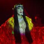 """Un des nombreux tableau du """"Moulin Rouge"""" version Pattaya"""